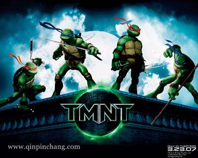 忍者神龟2007中文版