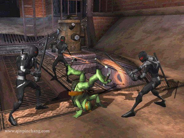 忍者神龟2007中文版下载